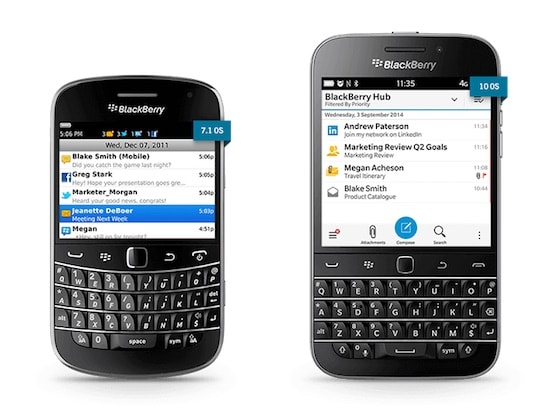Download IMO for Blackberry